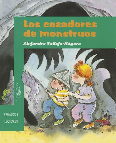 Los Cazadores De Monstruos/ Monsters Hunters (Ricardetes) (Spanish Edition)