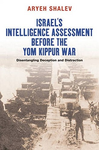 Israel'S Intelligence Assessment Before The Yom Kippur War: Disentangling Deception & Distreaction
