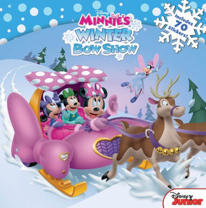 Minnie Minnie'S Winter Bow Show