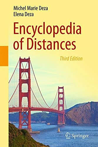Encyclopedia Of Distances