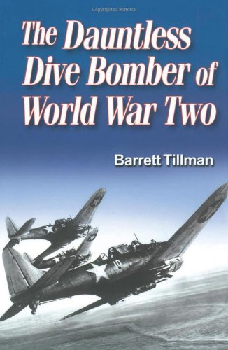 Dauntless Dive Bomber Of World War Two