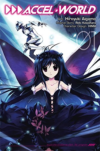 Accel World, Vol. 1 - Manga (Accel World (Manga))