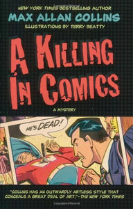 A Killing In Comics (A Jack Starr Mystery)
