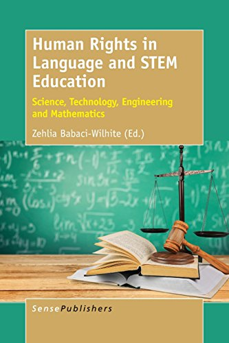 Human Rights In Language And Stem Education: Science, Technology, Engineering And Mathematics