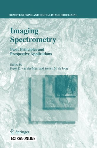 Imaging Spectrometry: Basic Principles And Prospective Applications (Remote Sensing And Digital Image Processing)