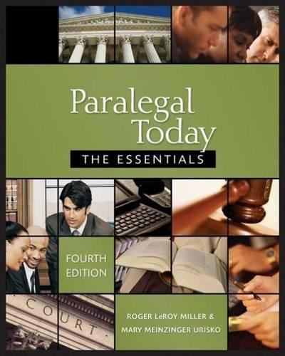 Paralegal Today: The Essentials  & Bankruptcy Supplement Package