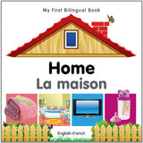 My First Bilingual Bookhome (Englishfrench) (French And English Edition)