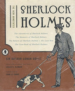 The New Annotated Sherlock Holmes: The Complete Short Stories (2 Vol. Set)