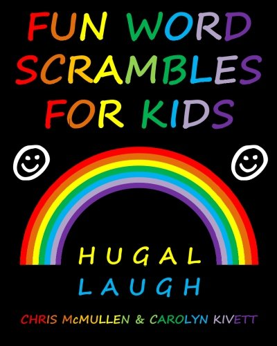 Fun Word Scrambles For Kids