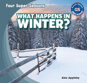 What Happens In Winter? (Four Super Seasons)