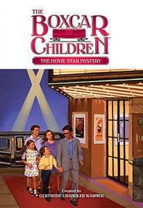 The Movie Star Mystery (The Boxcar Children Mysteries)