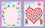 The Berenstain Bears Hugs And Kisses Sticker And Activity Book (Berenstain Bears/Living Lights)