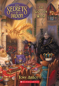 The Golden Wasp (The Secrets Of Droon, 8)