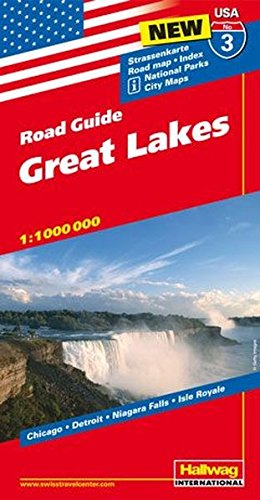 Usa Great Lakes (Road Guide)