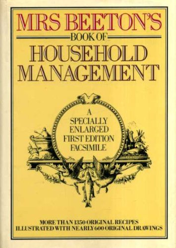 Mrs.Beeton'S Book Of Household Management