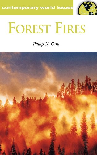 Forest Fires: A Reference Handbook (Contemporary World Issues)