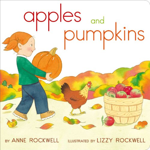 Apples And Pumpkins (Classic Board Books)