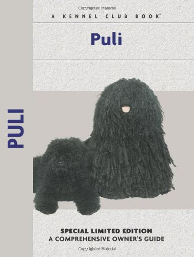 Puli (Comprehensive Owner'S Guide)