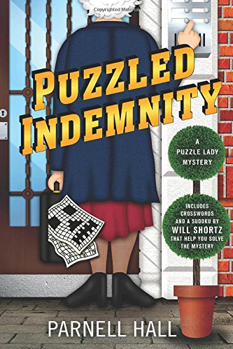 Puzzled Indemnity: A Puzzle Lady Mystery (Puzzle Lady Mysteries)