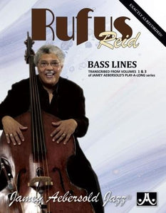 Rufus Reid Bass Lines - Transcribed From Volumes 1 & 3 'Jazz: How To Play And Improvise' And Vol. 3 'Ii/V7/I Progression'