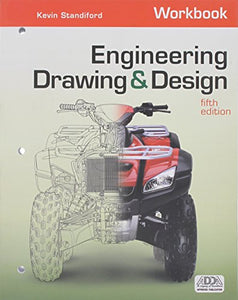 Workbook For Madsen/Madsen'S For Madsen'S Engineering Drawing And Design, 5Th
