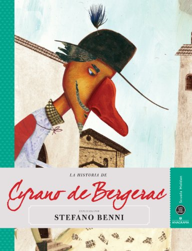 Cyrano De Bergerac (Save The Story) (Spanish Edition)