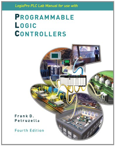 Logixpro Plc Lab Manual W/ Cd-Rom