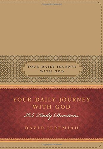 Your Daily Journey With God: 365 Daily Devotions