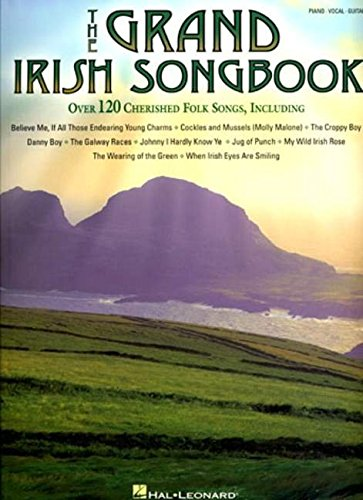 The Grand Irish Songbook (Piano/Vocal/Guitar Songbook)