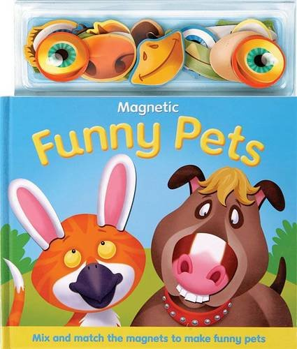 Magnetic Funny Pets