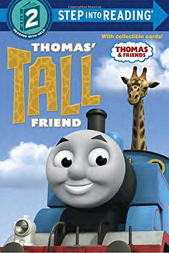 Thomas' Tall Friend (Thomas & Friends) (Step Into Reading)