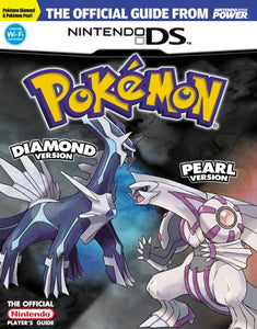 Official Nintendo Pokemon Diamond Version & Pearl Version Player'S Guide