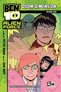 Ben 10 Alien Force: Doom Dimension: Volume 2