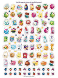 Shopkins Fruity Friends/Strawberry Kiss (Sticker And Activity Book)