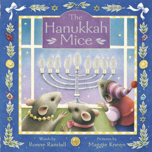 The Hanukkah Mice Mini Edition
