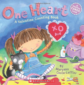 One Heart: A Valentine Counting Book (Valentine Counting Books)