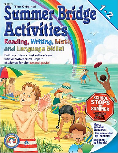 Summer Bridge Activities: 1St To 2Nd Grade