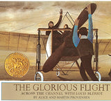 The Glorious Flight: Across The Channel With Louis Bleriot (Turtleback School & Library Binding Edition) (Picture Puffin Books)