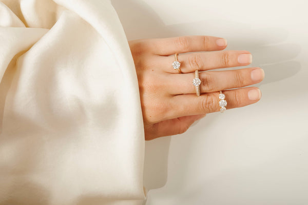 Spring engagement ring trends