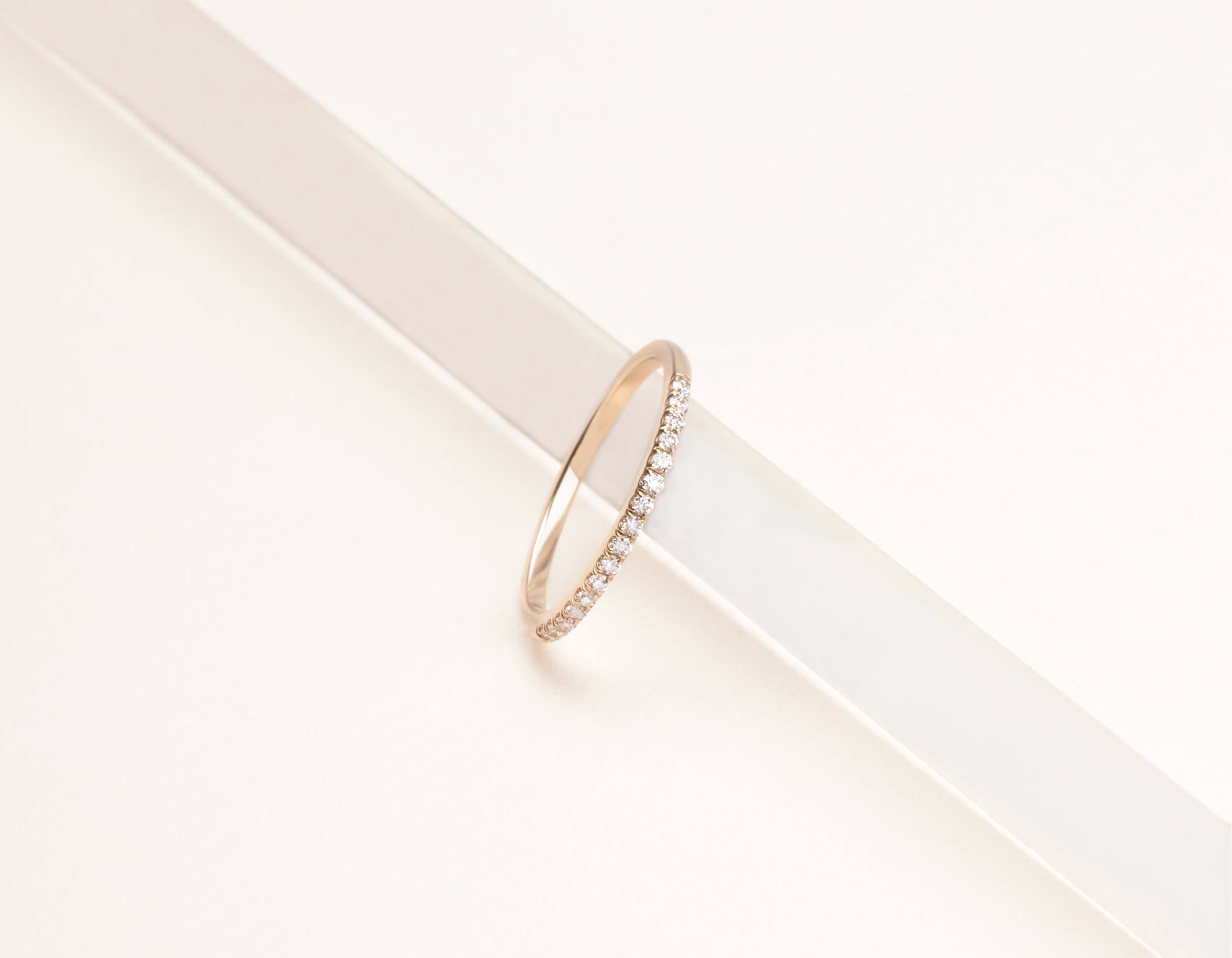 wedding modern engagement available rose solitaire in vrai oro bands gold pin vow white ring simple and diamond yellow