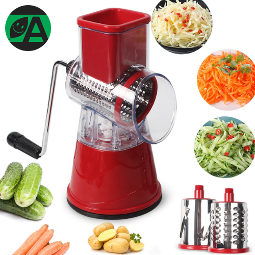 2 IN 1 Vegetable Cutter & Slicer