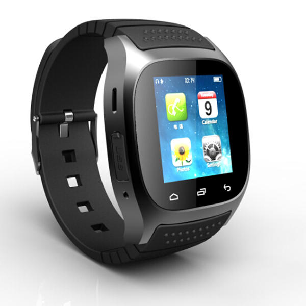 DEILI Bluetooth R-Watch SMS Anti Lost Smart Watch For Android