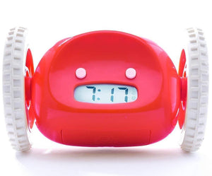 ONLY TODAY 50%OFF—RUNAWAY ALARM CLOCK