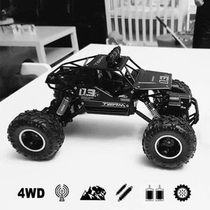 [2018 NEW UPGRADED]Climbing Off-Road Remote Control Car