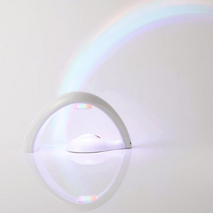LED RAINBOW PROJECTOR LAMP - TAKE THE RAINBOW HOME!