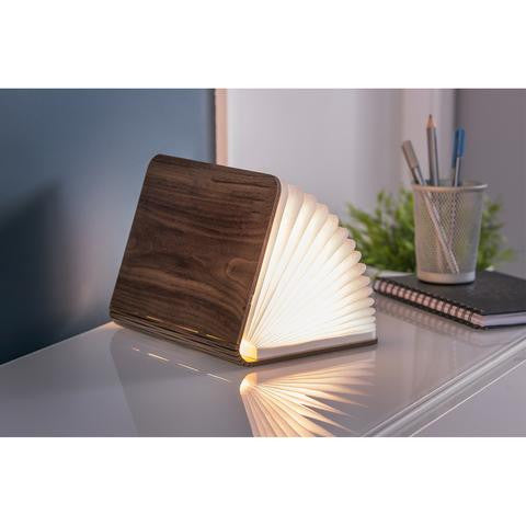 Rechargeable 6 colors 360° LED Book Night Light USB  (3 Sizes 2 textures)