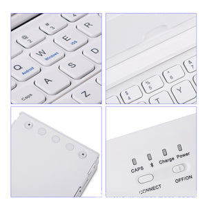 Portable Mini Folding Keyboard for Phones/Tablets