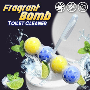 Fragrant-Bomb Toilet Cleaner