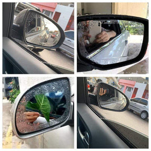 ClearView Car Mirror Protective Film
