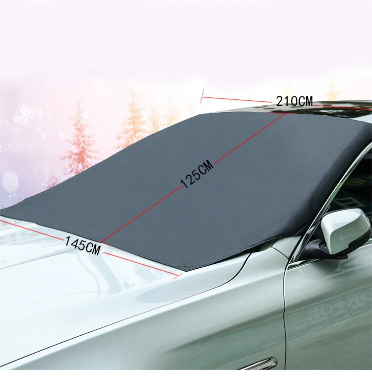 Full Protection Windshield Cover Mirror Cover